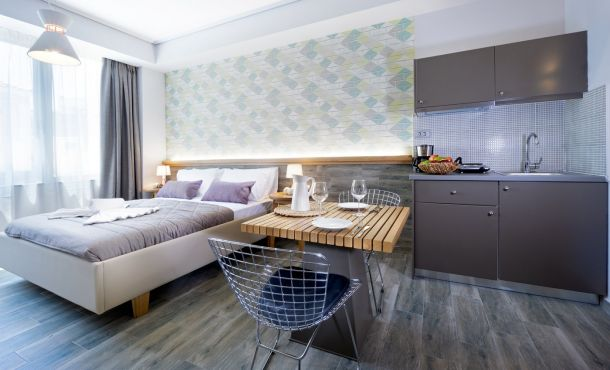 Modern Suite, Chania