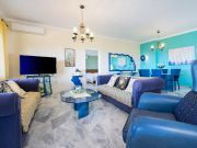 Turquoise Apartment in Crete, Chania, Tavronitis