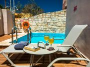 Seashore Villa in Kreta, Chania, Stalos