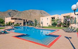 Areti Apartments, Megala Horafia, swimming-pool-I