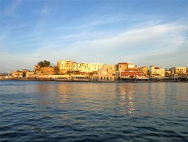 Waterfront Chania Old Town