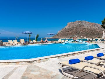 Blue Beach Apartments, Stavros