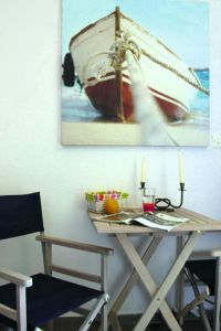 Villa Sen, Agia Marina, small-villa-dining-table-1