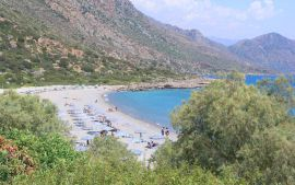 Olive Tree Cottages, Paleochora, beach-near-cottages-1