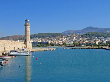 Rethymnon Lioghthouse 2