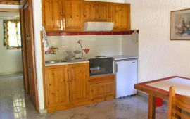 Olive Tree Cottages, Paleóchora, kitchen-I