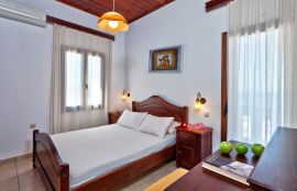 Thodorou Sunset Villa, Stalos, double-bedroom-11