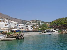 Sfakia waterfront 1