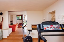 Villa Arhontariki, Kissamos, fitness-playroom-1