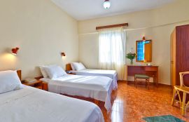 Lucia Hotel, Chania town, triple-room-2