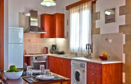 Pegasos Maisonettes, Almyrida, kitchen-11