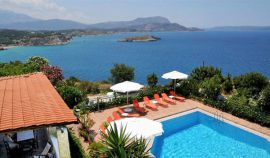 Emerald Apartments, Plaka, pool-area-11