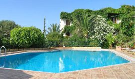 Emerald Apartments, Plaka, pool-area-14