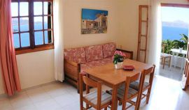 Emerald Apartments, Plaka, dining-table-11