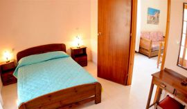 Emerald Apartments, Plaka, bedroom-12a