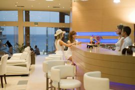 CHC Galini Sea View Hotel, Agia Marina, Reception