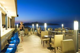 CHC Galini Sea View Hotel, Agia Marina, Theodorou Island Views