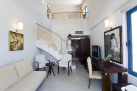 CHC Galini Sea View Hotel, Agia Marina, Family room