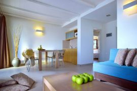 Minos Village, Agia Marina, minos family open plan