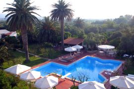 Oasis Guesthouse, Chania town, panoramic-view-1