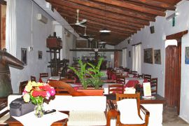 Oasis Guesthouse, Chania town, breakfast-room-1