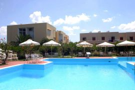 Oasis Guesthouse, Chania town, pool-3