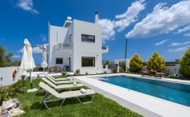 Pretty Villa, Platanias, Anastasia photo 1