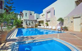 Elotis Suites, Agia Marina, swimming-pool-I