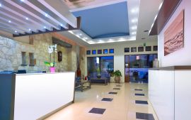 Elotis Suites, Agia Marina, reception-11
