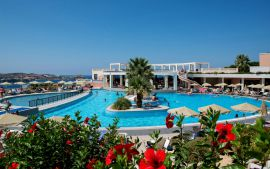 CHC Athina Palace Hotel and Spa, Agia Pelagia, pool-area-1