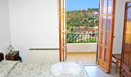 Emerald Apartments, Plaka, Bedroom 1