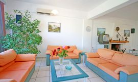 Eleana Apartments, Stavros, lounge-1a