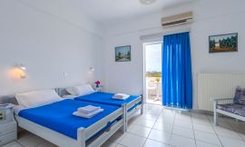 Eleana Apartments, Stavros, studio-1a