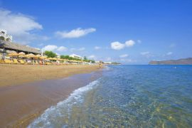 CHC Galini Sea View Hotel, Agia Marina, sandy-beach-1a