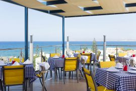 CHC Galini Sea View Hotel, Agia Marina, restaurant-1a