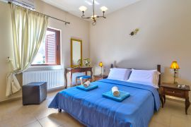 Villas Milos, Agia Pelagia, double-bedroom-1a-villa-II