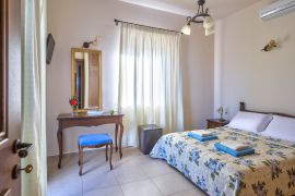 Villas Milos, Агиа Пелагиа, double-bedroom-1a-villa-I