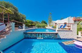 Villa Giorgos, Stalos, pool-area-1new-small