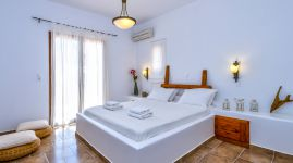 Libyan View Villa, Plakias, double-bedroom-11