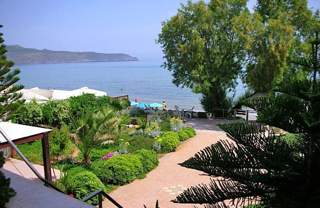 Villa Zen, Agia Marina, great-villa-beach-view-1a