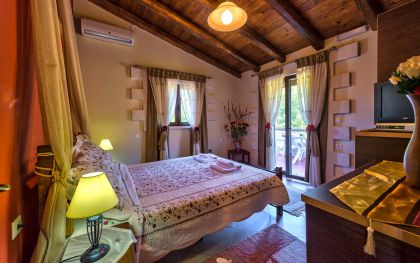 Nature Heaven Villa, Tavronitis, double-bedroom-mj-1