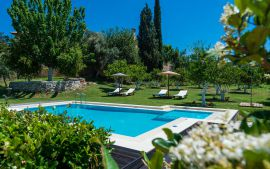 Nature Heaven Villa, Tavronitis, pool-area-mj-6