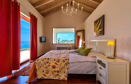 Poseidon Villas, Tersanas, bedroom-new-2b