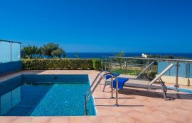 Carme Villas, Adelianos Kampos, swimming-pool-new-1