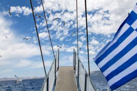 Cruises in Chania with Boat, Chania, blue-sea-and-sky-1