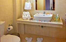 Carme Villas, Adelianos Kampos, bathroom new 1