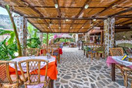 Stone Village, Bali, lovely restaurant 1