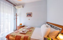 Cactus Apartments, Stalos, double bedroom 1a