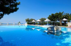 Aroma Creta, Ierapetra, swimming-pool-area-5