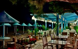 CHC Coriva Beach, Ierapetra, restaurant-sea-view-4